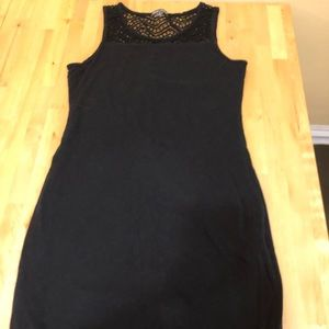 Threads 4 Thought Black tank dress